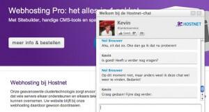 Klantcontact via live chat: ontdek de voordelen