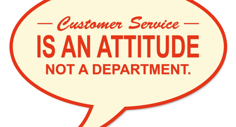 how to build a customer service department