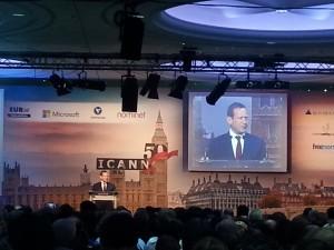 Verslag uit Londen: ICANN en de domeinnamenpolitiek