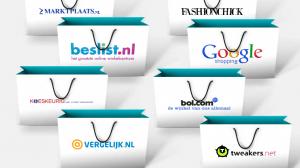 Feedmarketing: jouw producten op vergelijkingssites
