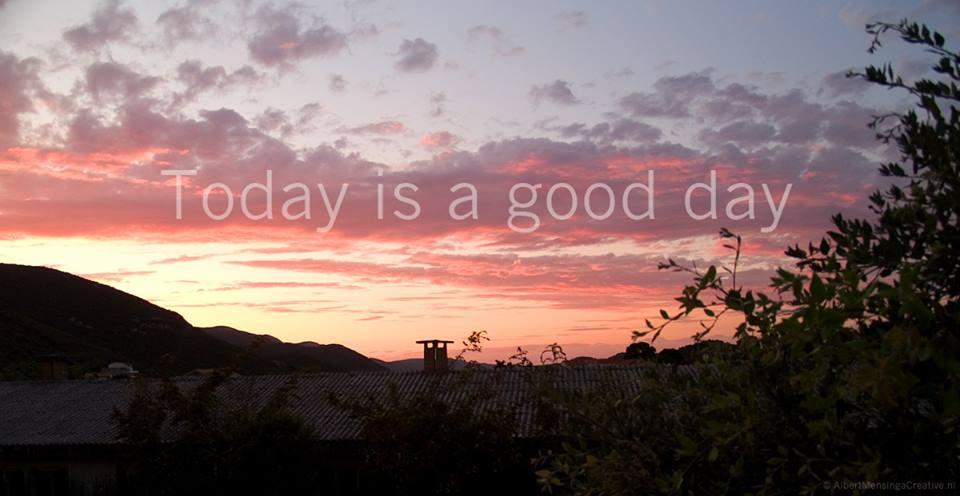 Mooie dag
