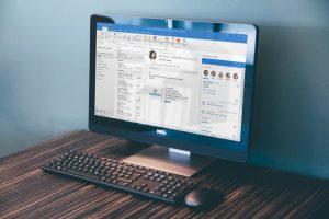 Je e-mail instellen in Outlook