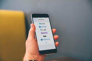 Je e-mail instellen op iPhone of iPad