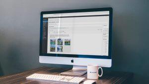 Fotogalerij in WordPress
