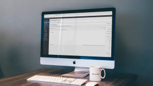 Een bericht opstellen in WordPress