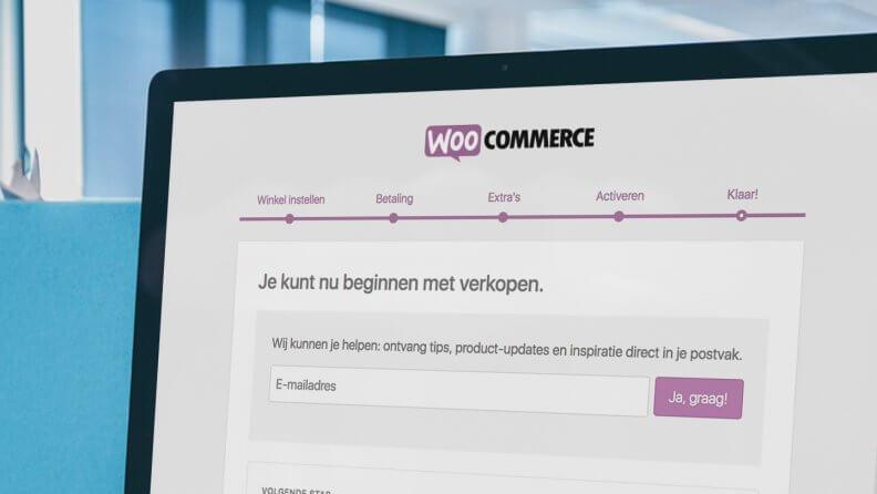 WooCommerce voor beginners: installatie en basisinstellingen