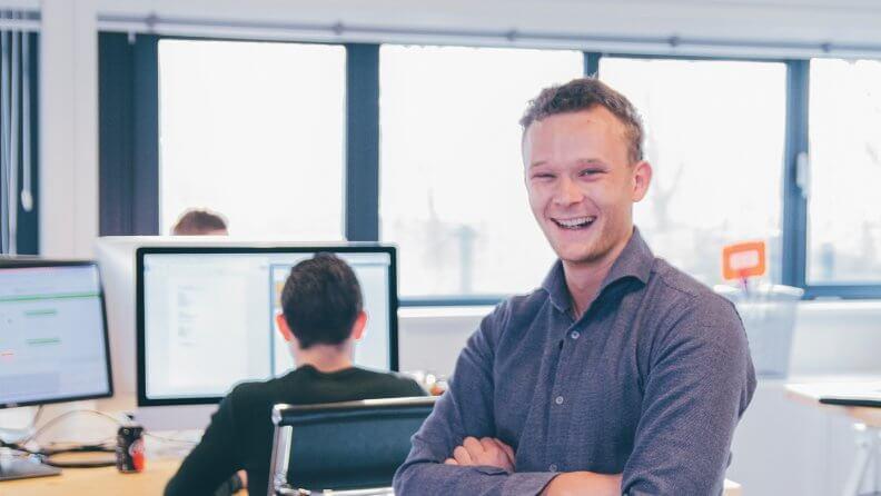 Webreact: van zolderkamer tot succesvol internetbureau