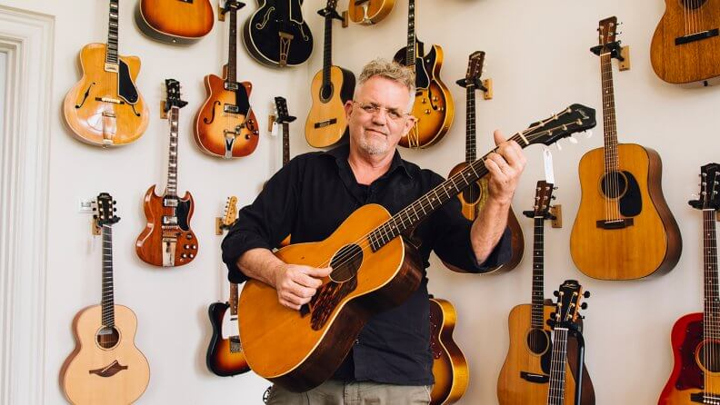 """The Fellowship of Acoustics: """"Life's too short to play a shitty guitar"""""""