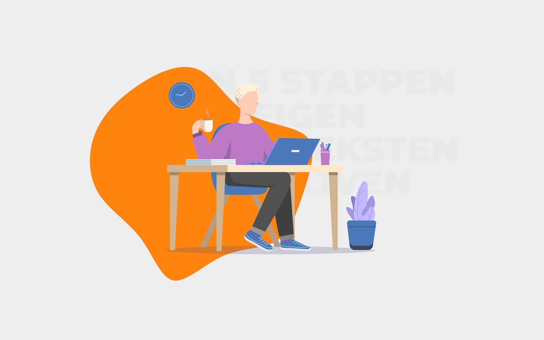 Aan de slag met het schrijven van je webteksten!